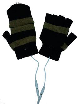 Перчатки с нагревом