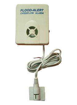 Датчик, сигнализирующий об утечке воды в помещениях