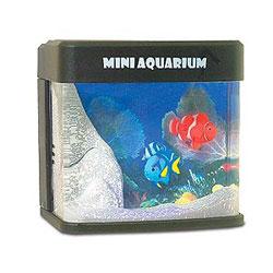 Электронный аквариум ночник