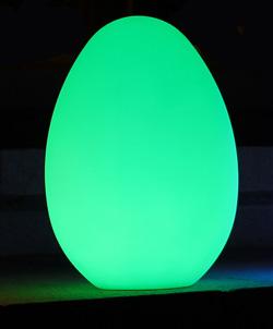 Светодиодный светильник в форме Яйца