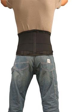 Ортопедический корсет для спины полужесткий