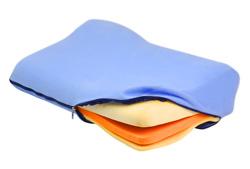 Профилактическая подушка для лечения шейного хондроза с памятью TOP105