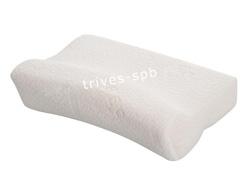 Подушка под шею ТОР-116 с выемкой для плеча