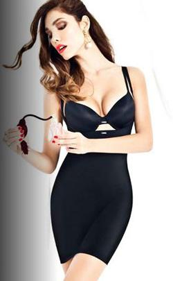 Платье с боди корректирующеее