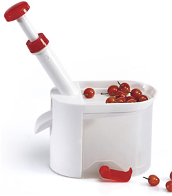 Отделитель косточек из вишни и черешни