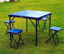 Набор кэмпинговой мебели HXPT-8833-B