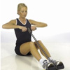 Эспандер тренажер для спины и рук