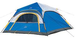 Туристическая палатка на три человека Kalahari