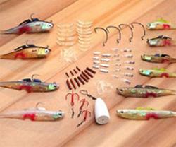 Mighty Bite комплект снастей для рыбной ловли