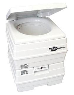 Био-туалет Идеал