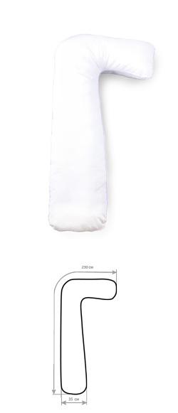 Г - подушка 230x35