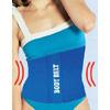 Неопреновый пояс корректирующий фигуру универсальный для похудения Body-belt, длина до 1,1м