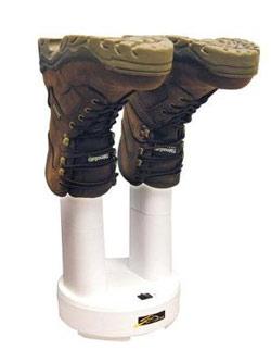 Электросушилка для ботинок