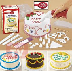 Набор для декорации торта
