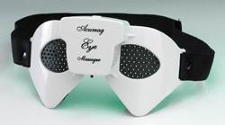 Очки для массажа глаз