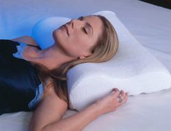 Ортопедическая подушка из материала с эффектом памяти Memory Pillow