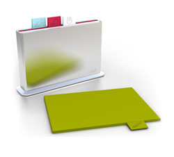 Доски для резки с подставкой (комплект)