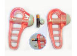 Аппарат вибромассажный для пальцев ног