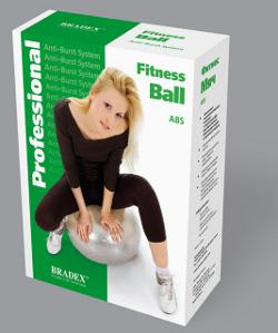 Фитбол Брадекс 65 см ABS