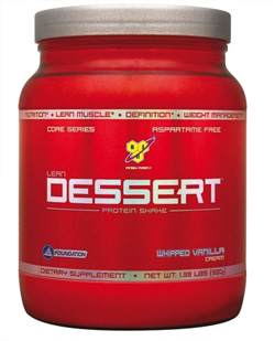 Протеин Lean Dessert Protein Shake BSN 630