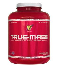 Гейнер для набора мышечной массы BSN True Mass 2610гр
