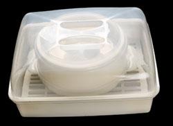 Пароварка для микроволновой печи Dekok ST-502