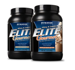 Сывороточный протеин Dymatize Nutrition Whey Gourmet 908 гр