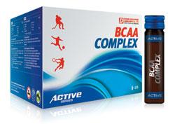 Жидкие аминокислоты BCAA complex