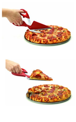 Нарезатель для пиццы и пирога