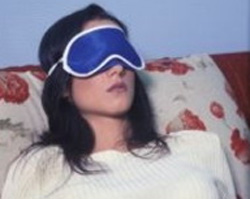 Маска на глаза для сна