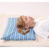 Подушка для сна с гречневой лузгой детская