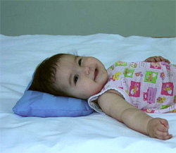 Подушка для сна из гречки для грудничков