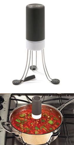 Автоматическая кухонная мешалка Робостир