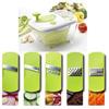 Набор для приготовления салатов с терками и сушилкой Salad All in one