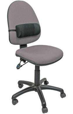 Подушка-валик ортопедическая для офисного кресла