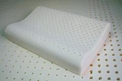 Подушка из латекса (низкая)