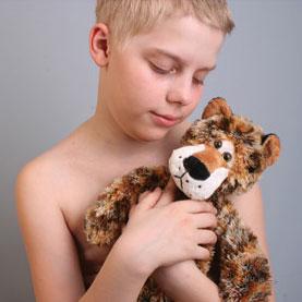 Согревающая игрушка мягкая–грелка разогревается за в СВЧ.