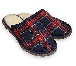 Туфли утепленные овечие Шотландские