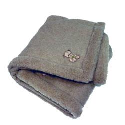 Детское одеяло 110х140 из верблюжей шерсти
