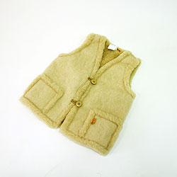 Шерстяная жилетка мериносовая (детский м5)