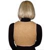 Накидка из верблюжей шерсти (верхняя часть спины) квадратом