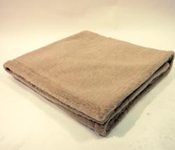 Одеяло 205 см х 140 см шерстяное (двухсторонний мех)