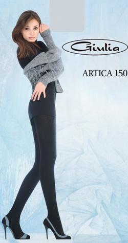 Зимние осенние шерстяные колготки Арктика 150