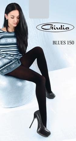Зимние осенние колготки Блюз 150 Guilia