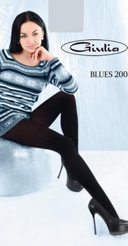 Осенне-зимние колготки Блюз 200 Guilia