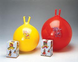 Мяч-попрыгун Oppy 60 см
