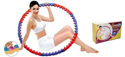Hula Hoop HealthHoop Пэшн S 2 кг