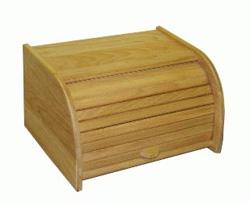 Деревянная хлебница буковая