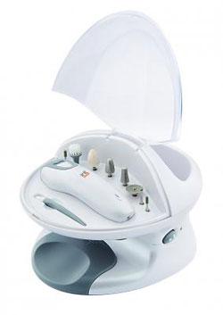 Маникюрный прибор с ванночкой для рук ИР3092