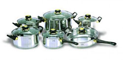 Комплект посуды (12 предметов) ИРХ1201